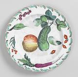 Fruit or Dessert Plate