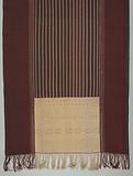 Ulos ragidup (ceremonial shoulder cloth)