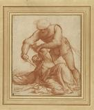 Study of the Martyrdom of Saint Peter Martyr