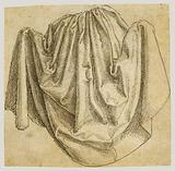 Study of a Hanging Drapery