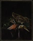 Still Life with Dead Birds and Game Bag