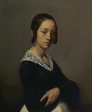 Portrait of Louise-Antoinette Feuardent