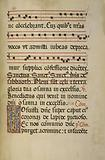 Decorated Initial P; Decorated Initial H