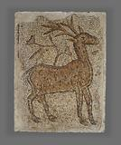 Mosaic fragment with Stag