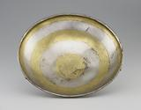 Bowl with Anchor and Dolphin Medallion