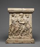 Altar with the Myth of Adonis