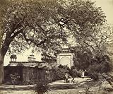 Akbar's Tomb at Secundra, near Agra