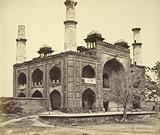 Gateway of Akbar's Tomb, Secundra