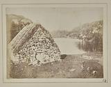 Highland Hut on the banks of Loch Katrine
