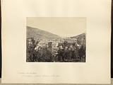 Shechem on Sychar (Nablous) between Ebal and Gerizim