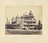 Lucknow; the Kaiser Pasund from the South West