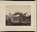 Secundra; the Mausoleum of Akbar