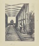 Destroying a truss bridge