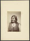 Kotchateka Comanche War Chief Mow-way