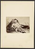 Lone Bear (Tar-lo): Dressed as a Kiowa Boy