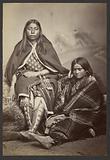 Kiowa Squaws [Including Looking-For-Something-Good (Cha-wa-ke)]
