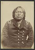 Kiowa Chief Stumbling Bear [Set-imkia]