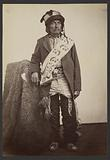 George Washington Caddo, Principal Chief