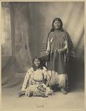 Kiowa [Two women]