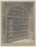 Westminster Abbey, Chapel of Henry VII, Great Bronze Gates