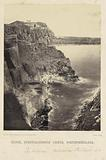 Cliffs, Dunstanborough Castle, Northumberland