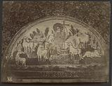 Mosaic of the Good Shepherd, Tomb of Galla Placidia, Ravenna