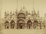 Large domed building with multiple spires