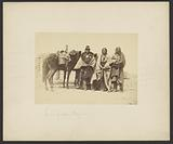 Three Braves [Custer's Sweetwater Hostages]