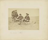 Ralph Morrison, Scalped Hunter near Fort Dodge