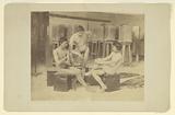 Three Male Nudes