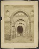 Mosquee Touloun (les arcades)
