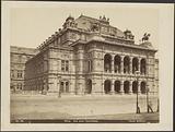 Wien. Das neue Opernhaus.
