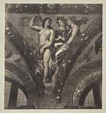 Juno und Ceres legen zu Gunsten Psyche's Fürsprache bei Venus ein