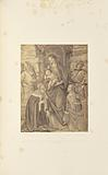 Virgin and Child [sic] Saints and Angels, by Fra Filippo Lippi