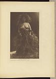 Ceremonial Costume of Hemlock Boughs