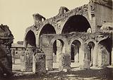 The Basilica of Maxentius, Rome