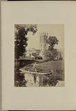 Magdalen College, Oxford, from the Cherwell