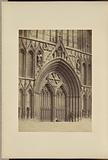 The West Door, York Cathedral
