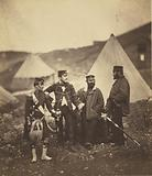 Officers of the 42nd Highlanders