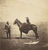 Henry Duberly Esq. , Paymaster, 8th Hussars & Mrs Duberly.