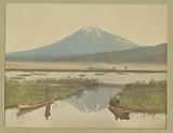 Mount Fuji as Seen from Kashiwabara