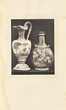 Pilgrim's bottle and pitcher