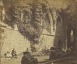 Aisle of Tintern Abbey