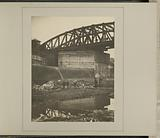 Stockton Heath – Cutting under Swing Bridge