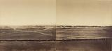 Panorama of the Camp at Châlons (six photographs in three frames)