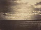 Cloudy Sky – Mediterranean Sea (Ciel Charge – Mer Mediterranee)