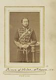 Prince of Wales. 10th Hussars.