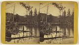 The Mill Pond near Laurel House. – Catskill Mountains.