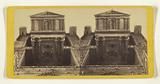 The Model of King Solomon's Temple, 35 x 24 feet, 15 high. Front or Eastern view ….