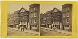 Chester, Old Houses, Lower Bridge Street